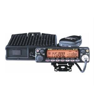 アルインコ デュアルバンド144/430MHz FM モービルトランシーバー DR-635|dreammobile