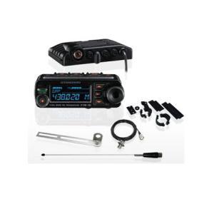 スタンダード・八重洲無線 モーターサイクル用オ-ディオ&トランシ-バ-(無線機・インカム)/FTM-10SJMK(本体セット)|dreammobile