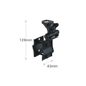 K512 パイプ・ルーフレール用基台(可倒式ミディサイズベース)  無線機(第一電波工業/ダイヤモンドアンテナ/DIAMOND ANTENNA)|dreammobile
