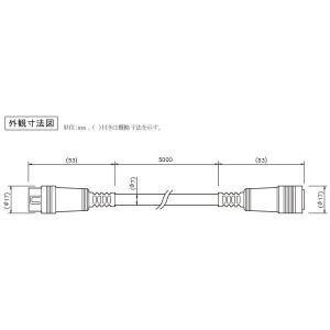 JVC ビクター PM-CN5 延長ケーブル(5m)【メーカー取寄品】(Victor)|dreammobile