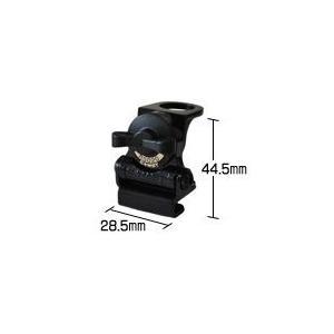 RS020B/超小型モービル用トランク・ハッチバック基台(ブラック) コメット(COMET) 無線機 アンテナ|dreammobile