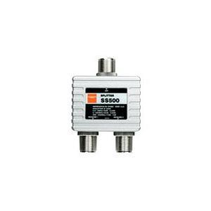 SS500/0.5〜500MHz帯 受信用分配機・混合器 無線機 アンテナ(第一電波工業/ダイヤモンドアンテナ/DIAMOND ANTENNA)|dreammobile