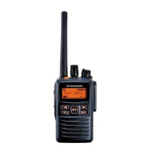 3年保証! スタンダード 携帯型デジタルトランシーバー(無線機・インカム)/VXD20(本体セット)|dreammobile