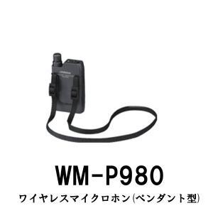ペンダント形ワイヤレスマイクロホン WM-P980/JVCビクター(Victor) dreammobile