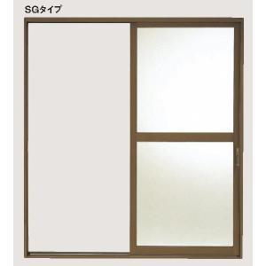 勝手口引戸(引き戸) SG 18-18 W1834*H1818 LIXIL アルミサッシ|dreamotasuke