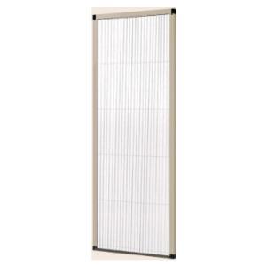リクシル/LIXIL 玄関ドア、玄関引戸、勝手口ドア用の後付け収納網戸 しまえるんですαを格安激安の...