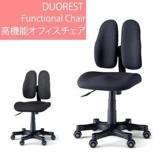 チェア パソコンチェアー オフィスチェア イス 椅子 OA 疲れにくい 腰痛 対策 安全 人気 おしゃれ 定番 肘なし  DUOREST DR-257|dreamplaza