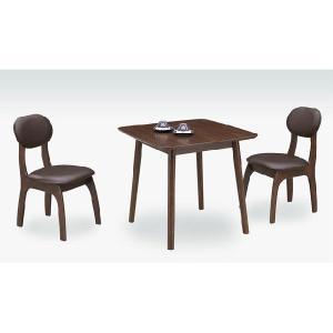 ダイニングテーブルセット 3点セット 2人掛け 木製 送料無料 dreamrand