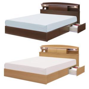 ベッド ダブルベッド ダブルベットフレーム 引き出し付き 木製 送料無料 dreamrand