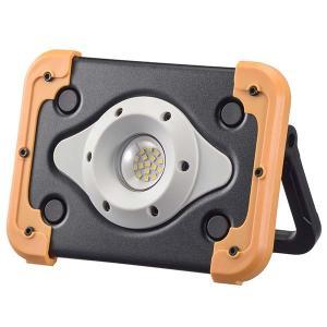 10W LEDパワーライト充電式(800 lm/充電時間5時間/連続点灯時間3時間)SL-WY1USB コンセント不要 USB充電式投光器 防水耐じん|dreamrelife-store