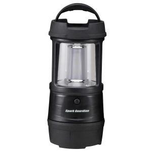LED耐衝撃&防水ランタン(単1×3本使用)LN-CY2WSH-K LN-CY2WSH-K 耐衝撃(3m落下)・防水(水深1m) 明るさを3段階に調整 dreamrelife-store