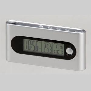 プロジェクタークロック スリム 置き時計|dreamrelife-store