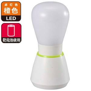 2段階調光 LEDプッシュライトNIT-BLA6PB-WL HIGHモードとLOWモード調光 電池式  ナイトライト ハンディライトにも使える 蓄光リング付|dreamrelife-store