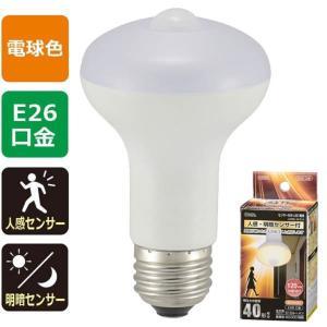 LED電球(40形相当/515lm/電球色/E26/人感・明暗センサー付)LDR5L-W/S 9 人が近付くと自動点灯、離れると120秒後自動消灯|dreamrelife-store