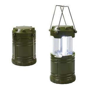 LEDスライドランタン アクトライト・ミニ グリーンFIN-663GRS 単4形×3本 連続点灯時間:約48時間|dreamrelife-store