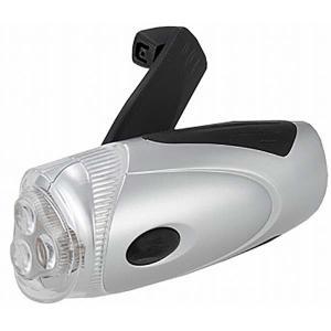ダイナモLED ライト LED-D025 防災 震災 安心安全 乾電池不要 手回し充電|dreamrelife-store