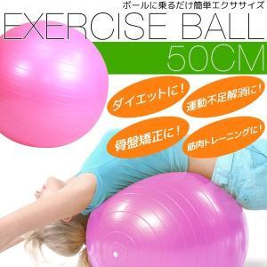 ヨガボール バランスボール 50cm|dreamstore-y
