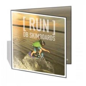DB(ディービー)RUN(ラン)DVD FLATSKIM(フラットスキム)|dreamy1117