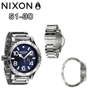 NIXON(ニクソン)51-30(51-30)【ブルーサンレイ】A057-1258 正規品|dreamy1117