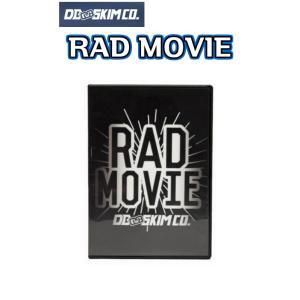 DB(ディービー)RAD MOVIE(ラッド)DVD FLATSKIM(フラットスキム)|dreamy1117