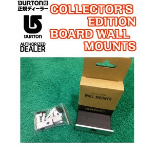 BURTON バートン COLLECTOR'S EDITION BOARD WALL MOUNTS 13503100 壁掛け ボードラック ウォールマウント|dreamy1117