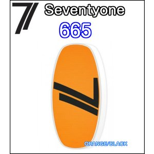 71 Seventyone セブンティワン 665 ランドスキム FLATSKIM フラットスキム スキムボード 正規品|dreamy1117