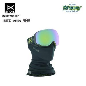anon アノン M2 MFI Goggle Asian Fit With Bonus Lens 20336101363 眼鏡対応 スノー ゴーグル アジアンフィット Magna-Tech  MFI フェイスマスク 正規品|dreamy1117