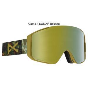 anon アノン Men's Sync Goggle Asian Fit With Bonus Lens 21508100970 眼鏡対応 スノー ゴーグル アジアンフィット M-Fusion MFI ZEISS SONARレンズ 正規品|dreamy1117|03