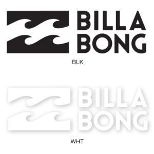 BILLABONG W120mm ステッカー STICKERS カッティング B00S13 BLK WHT ロゴ SPRING/SUMMER 2019モデル 正規品 dreamy1117 03