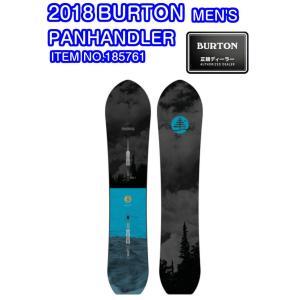 BURTON バートン 2017-2018 PANHANDLER 185761 パンハンドラー パウダー FAMILY TREE スノーボード 板 メンズ 2018モデル 正規品 dreamy1117