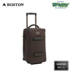 BURTON バートン WHEELIE FLIGHT DECK ウィール フライトデッキ 容量:40L 149451 機内持ち込み CRAMゾーン キャリー バッグ WINTER2019モデル 正規品|dreamy1117