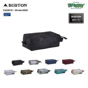BURTON バートン Accessory Case 110221 アクセサリーケース 1L bluesign キャリーハンドル ジップクロージャー 小物入れ 2019-2020 正規品|dreamy1117
