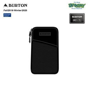 BURTON バートン Co-Pilot Case 153021 トラベルケース ジップクロージャー オーガナイザー カード 名刺 エアチケット スロット bluesign 2019-2020 正規品|dreamy1117