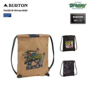 BURTON バートン Cinch Backpack 166971 13L ナップサック 2ウェイ仕様 ドローコードクロージャー キークリップ アクセサリーポケット  bluesign 2019-20 正規品|dreamy1117