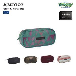 BURTON バートン Switchback Case 167061 1L メッシュポケット付きケース ジップクロージャー 文房具 センターバイザー 小物入れ  bluesign 2019-2020 正規品|dreamy1117