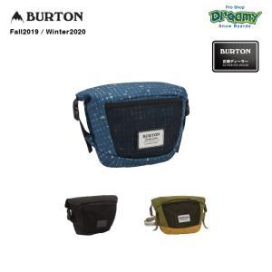 BURTON バートン JPN Haversack Small 196071 ショルダーバッグ 5L ロールトップ アクセサリーポケット メッシュポケット bluesign 2019-2020 正規品|dreamy1117