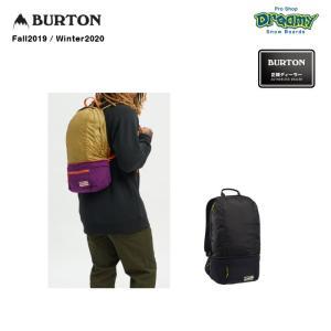 BURTON バートン Packable Sleyton Hip Pack 207651 ヒップバッグ バックパック 18L 2ウェイ パッカブル 超軽量人間工学的ショルダーハーネス 2019-20 正規品|dreamy1117
