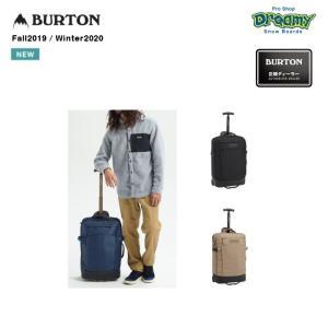 BURTON バートン Multipath Carry-On Travel Bag 213411 ウィールバッグ 40L 機内持ち込み 圧縮ストラップ TSA認証ロック対応ジップラー 2019-2020 正規品|dreamy1117