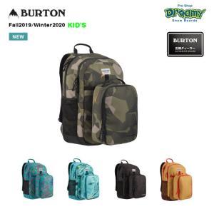 BURTON バートン Kids' Lunch-N-Pack Backpack 213461 35L キッズ バックパック 取り外し可能 ランチボックス ノートPC収納スペース 2019-2020 正規品|dreamy1117