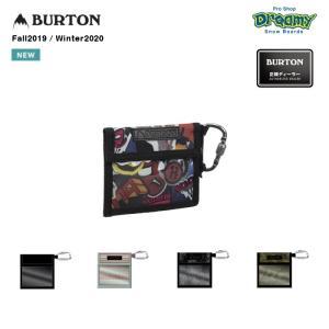 BURTON バートン JPN Pass Case 214061 パスケース リフトパスサイズ クリアポケット ジップポケット カラビナ付属 2019-2020 正規品 dreamy1117