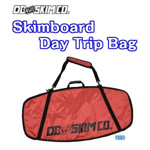 DB ディービー Skimboard Day Trip Bag スキムボードバッグ RED フラットスキム スキムボード SKIM dreamy1117
