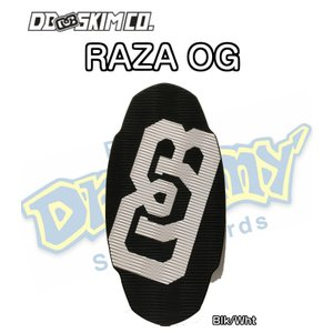 DB ディービー Raza Original BLK/WHT ラザ Adrien Raza 5枚層 FLATSKIM フラットスキム スキムボード プロモデル dreamy1117