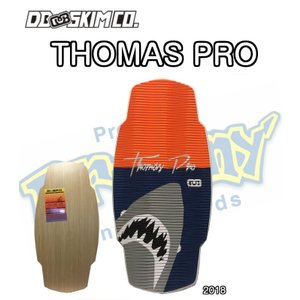 DB ディービー TROMAS PRO トーマス プロ 2018 5枚層 FLATSKIM フラットスキム スキムボード|dreamy1117