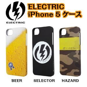 ELECTRIC(エレクトリック)IPHONE 5用カバー(アイフォン5)ハードケース iPhone5 dreamy1117