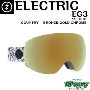 ELECTRIC 2018-2019 EG3 COUNTRY BRONZE/GOLD CHROME Men's エレクトリック ゴ-グル メンズ 19EG3C スノ-ボ-ド スケ−ト 正規品 dreamy1117 02