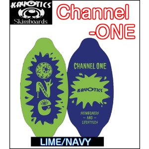 KAYOTIC カヨティクス Channel-ONE チャンネルーワン ライム/グリーン FLATSKIM フラットスキム スキムボード ランドスキム 軽量モデル dreamy1117