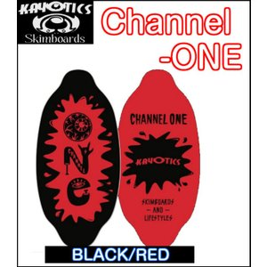 KAYOTIC カヨティクス Channel-ONE チャンネルーワン ブラック/レッド FLATSKIM フラットスキム スキムボード ランドスキム 軽量モデル dreamy1117