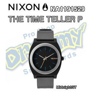 NIXON ニクソン THE TIME TELLER P タイムテーラー NA1191529 腕時計 ウォッチ 正規品|dreamy1117