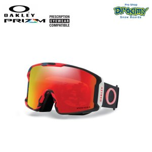 OAKLEY オークリー スノーゴーグル LINE MINER 眼鏡対応 ジャパンフィットフォーム PRIZM Plutonite製平面レンズ  70705601 2019-2020モデル 正規品|dreamy1117
