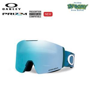 OAKLEY オークリー スノーゴーグル FALL LINE XL ラージサイズ 眼鏡対応 ジャパンフィット PRIZM 平面レンズ RIDGELOCK 70991700 2019-2020モデル 正規品|dreamy1117